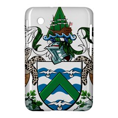 Coat Of Arms Of Ascension Island Samsung Galaxy Tab 2 (7 ) P3100 Hardshell Case
