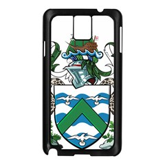 Coat Of Arms Of Ascension Island Samsung Galaxy Note 3 N9005 Case (black)