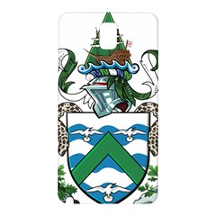 Coat Of Arms Of Ascension Island Samsung Galaxy Note 3 N9005 Hardshell Back Case
