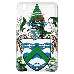 Coat Of Arms Of Ascension Island Samsung Galaxy Tab Pro 8 4 Hardshell Case