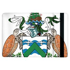 Coat Of Arms Of Ascension Island Ipad Air Flip