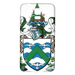 Coat Of Arms Of Ascension Island Samsung Galaxy S5 Back Case (white)