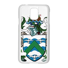 Coat Of Arms Of Ascension Island Samsung Galaxy S5 Case (white)