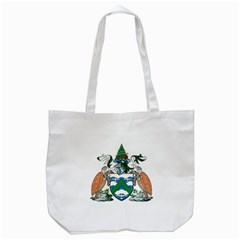 Coat Of Arms Of Ascension Island Tote Bag (white)