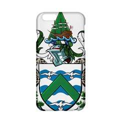 Coat Of Arms Of Ascension Island Apple Iphone 6/6s Hardshell Case