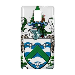 Coat Of Arms Of Ascension Island Samsung Galaxy Note 4 Hardshell Case