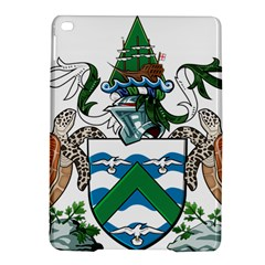 Coat Of Arms Of Ascension Island Ipad Air 2 Hardshell Cases by abbeyz71