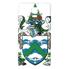 Coat Of Arms Of Ascension Island Galaxy Note 4 Back Case by abbeyz71