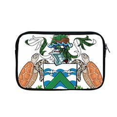 Coat Of Arms Of Ascension Island Apple Macbook Pro 13  Zipper Case by abbeyz71