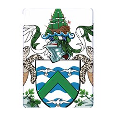 Coat Of Arms Of Ascension Island Apple Ipad Pro 10 5   Hardshell Case by abbeyz71