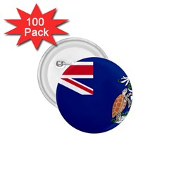 Flag Of Ascension Island 1 75  Buttons (100 Pack)
