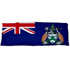 Flag Of Ascension Island Body Pillow Case Dakimakura (two Sides) by abbeyz71