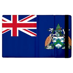 Flag Of Ascension Island Apple Ipad 3/4 Flip Case by abbeyz71