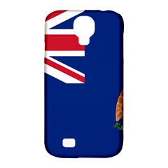 Flag Of Ascension Island Samsung Galaxy S4 Classic Hardshell Case (pc+silicone) by abbeyz71