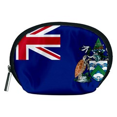 Flag Of Ascension Island Accessory Pouches (medium)  by abbeyz71