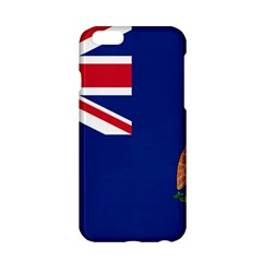 Flag Of Ascension Island Apple Iphone 6/6s Hardshell Case by abbeyz71