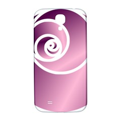 Rose Samsung Galaxy S4 I9500/i9505  Hardshell Back Case by Jylart