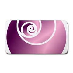 Rose  Medium Bar Mats by Jylart