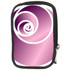 Rose  Compact Camera Cases by Jylart