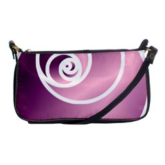 Rose  Shoulder Clutch Bags by Jylart