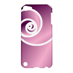 Rose  Apple Ipod Touch 5 Hardshell Case by Jylart