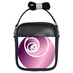 rose  Girls Sling Bags Front
