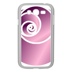 Rose  Samsung Galaxy Grand Duos I9082 Case (white) by Jylart