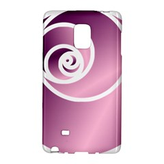 Rose  Galaxy Note Edge by Jylart