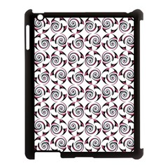 Spirai3+ Apple Ipad 3/4 Case (black) by Jylart