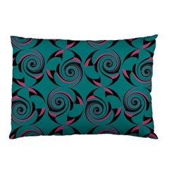 Spirals Pillow Case (two Sides)