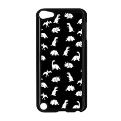 Dinosaurs Pattern Apple Ipod Touch 5 Case (black)