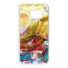 June Gloom 10 Samsung Galaxy S7 White Seamless Case