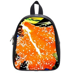 Smashed Butterfly 6 School Bag (small) by bestdesignintheworld