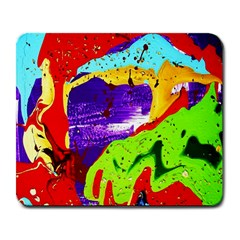 Untitled Island 2 Large Mousepads by bestdesignintheworld