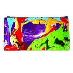 Untitled Island 2 Pencil Cases by bestdesignintheworld