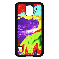 Untitled Island 2 Samsung Galaxy S5 Case (black) by bestdesignintheworld