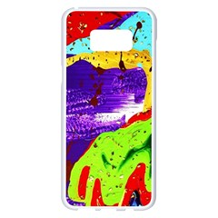 Untitled Island 2 Samsung Galaxy S8 Plus White Seamless Case by bestdesignintheworld