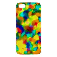 Colorful Watercolors Texture                              Samsung Galaxy Note 3 Leather Folio Case by LalyLauraFLM