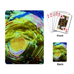 June Gloom 9 Playing Card by bestdesignintheworld