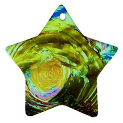 June Gloom 9 Star Ornament (two Sides) by bestdesignintheworld