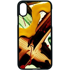 Grave Yard 3 Apple Iphone X Seamless Case (black) by bestdesignintheworld