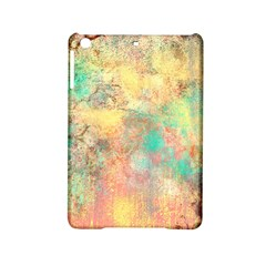 Pink Pastel Abstract Ipad Mini 2 Hardshell Cases by digitaldivadesigns