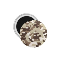 Camouflage Brown Pattern 1 75  Magnets by goodart