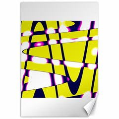 Graphic Canvas 24  X 36  by goodart