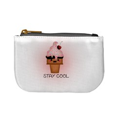Stay Cool Mini Coin Purses