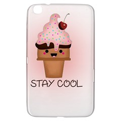 Stay Cool Samsung Galaxy Tab 3 (8 ) T3100 Hardshell Case