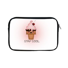 Stay Cool Apple Ipad Mini Zipper Cases by ZephyyrDesigns