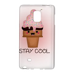 Stay Cool Galaxy Note Edge by ZephyyrDesigns