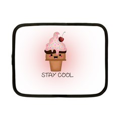 Stay Cool Netbook Case (small)  by ZephyyrDesigns