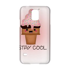 Stay Cool Samsung Galaxy S5 Hardshell Case  by ZephyyrDesigns